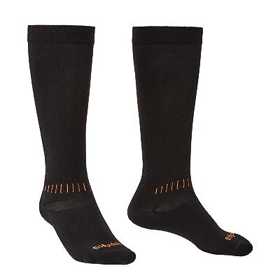 .com : Bridgedale Race Fit Ski Socks : Clothing