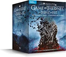 Game of Thrones: Complete Series (Bilingual/Bluray + Digital Copy) [Blu-ray]