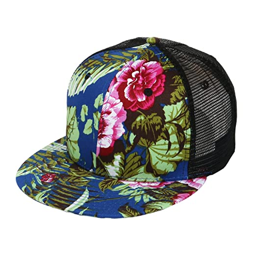ba06e743e Floral, Bandana, Animal Skin & Custom Embroidered - Snapbacks at ...