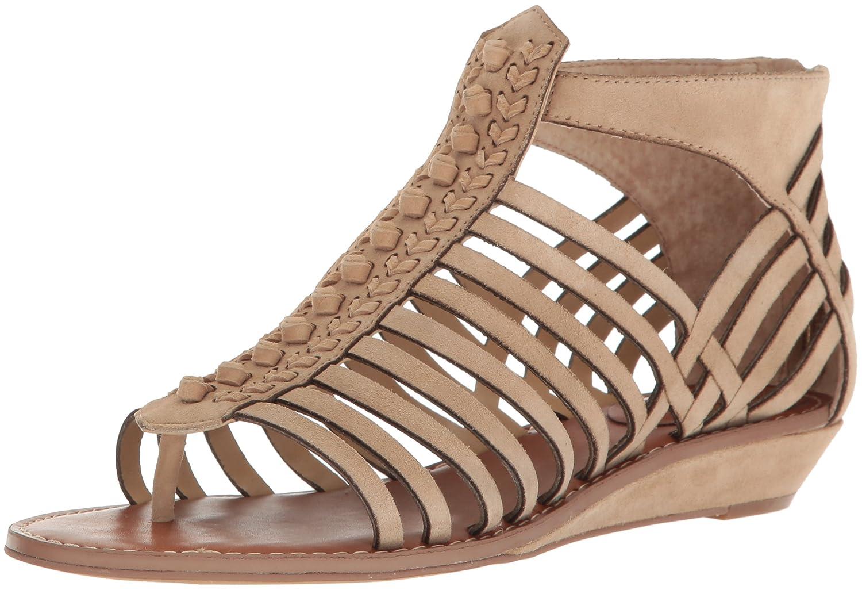 Vince Camuto Women's Seanna Wedge Sandal B01M3XS31W 7.5 B(M) US|Tumbleweed