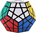 Dreampark 3x3 Megaminx Speed Cube Puzzle Toy, Black