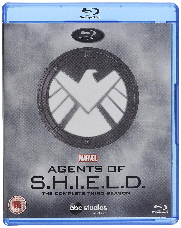 Marvel's Agents of S.H.I.E.L.D. - Season 3 by Walt Disney Studios Home Entertainment