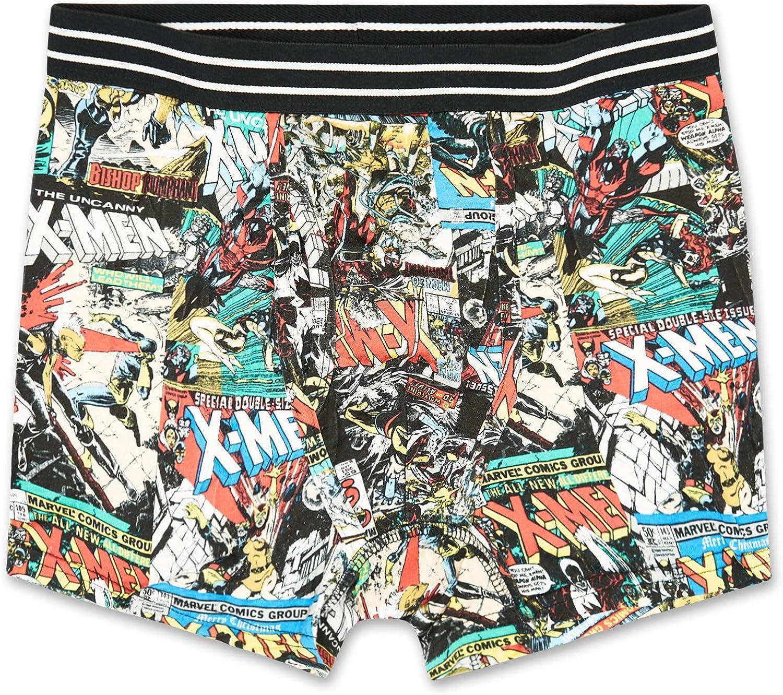 MARVEL COMICS Characters ~  Men/'s BOXER BOXERS w//Tin  ~  Men/'s  S or  XL  ~  NWT