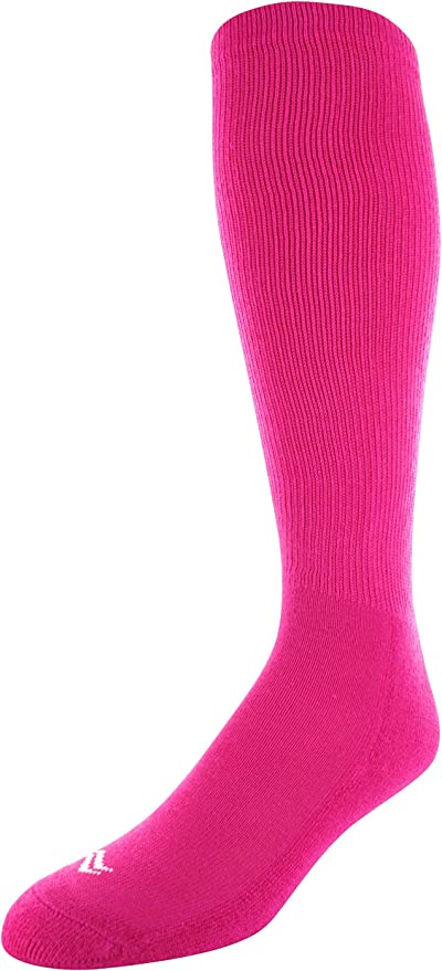 2-Pack Sof Sole RBI Baseball Over the Calf Team Athletic Performance Socks for Men and Youth