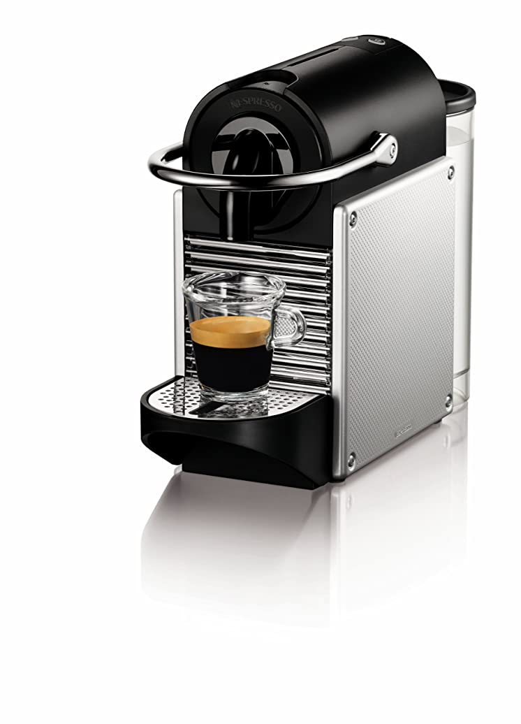 Nespresso D60 Pixie Espresso Maker (Electric Aluminum): Amazon.ca ...