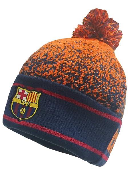 b42817fe026 Rhinox FC Barcelona Winter Hat Beanie
