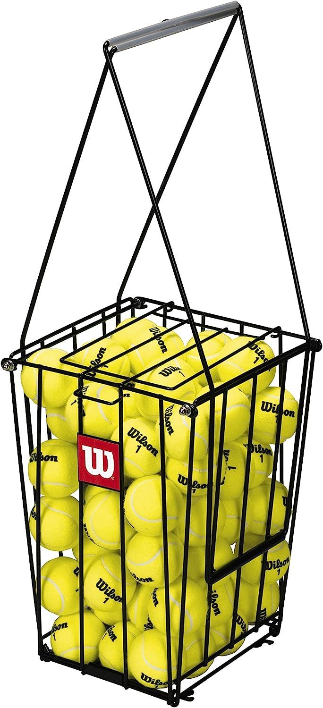 WILSON 75 Cesta DE Balon DE Tenis