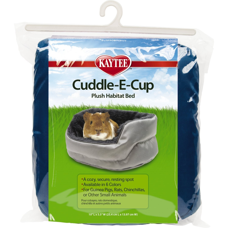 Kaytee Super Sleeper Cuddle-E-Cup, Colors Vary 3 PACK