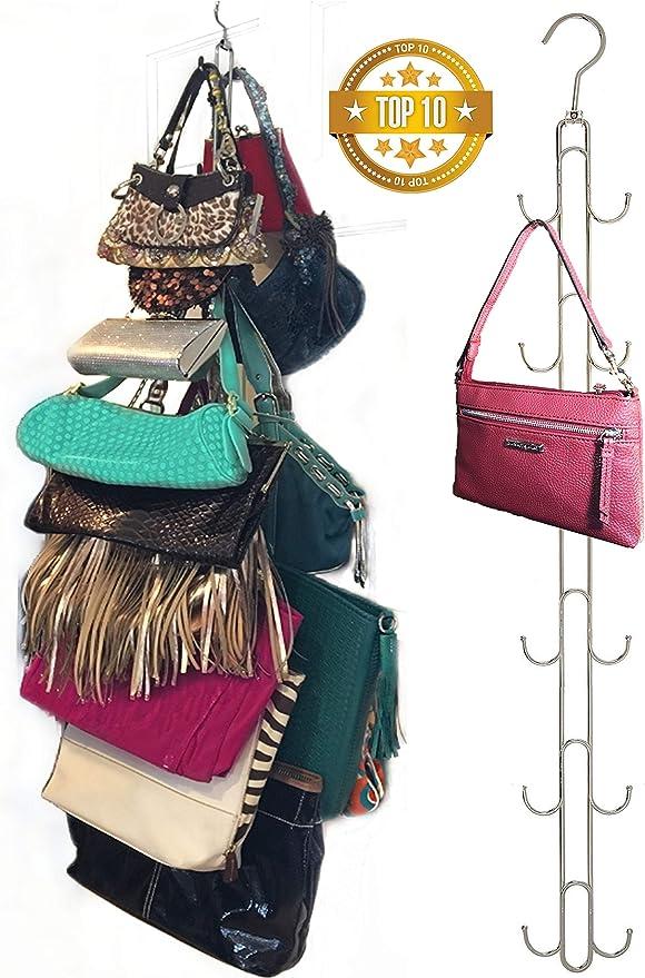 Amazon.com: Almacenamiento de bolsas para colgar encima de ...