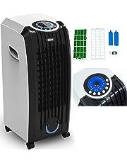 3in1 Aircooler   Mobile Klimaanlage   Klimagerät   Klima Ventilator mit Fernbedienung   Luftreiniger   Luftkühler   Luftbefeuchtung   Klima Anlage   Air Cooler   3 Geschwindigkeitsstufen   Timer  