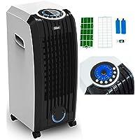 3in1 Aircooler | Mobile Klimaanlage | 3 Geschwindigkeitsstufen | Klimagerät | Luftreiniger | Klima Ventilator mit Fernbedienung | Luftkühler | Luftbefeuchtung | Klima Anlage | Timer | Air Cooler