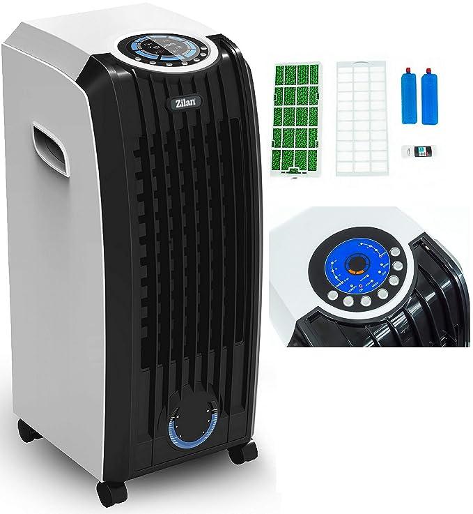 3in1 Aircooler   Mobile Klimaanlage   Klimagerät   Klima Ventilator mit Fernbedienung   Luftreiniger   Luftkühler   Luftbefeu