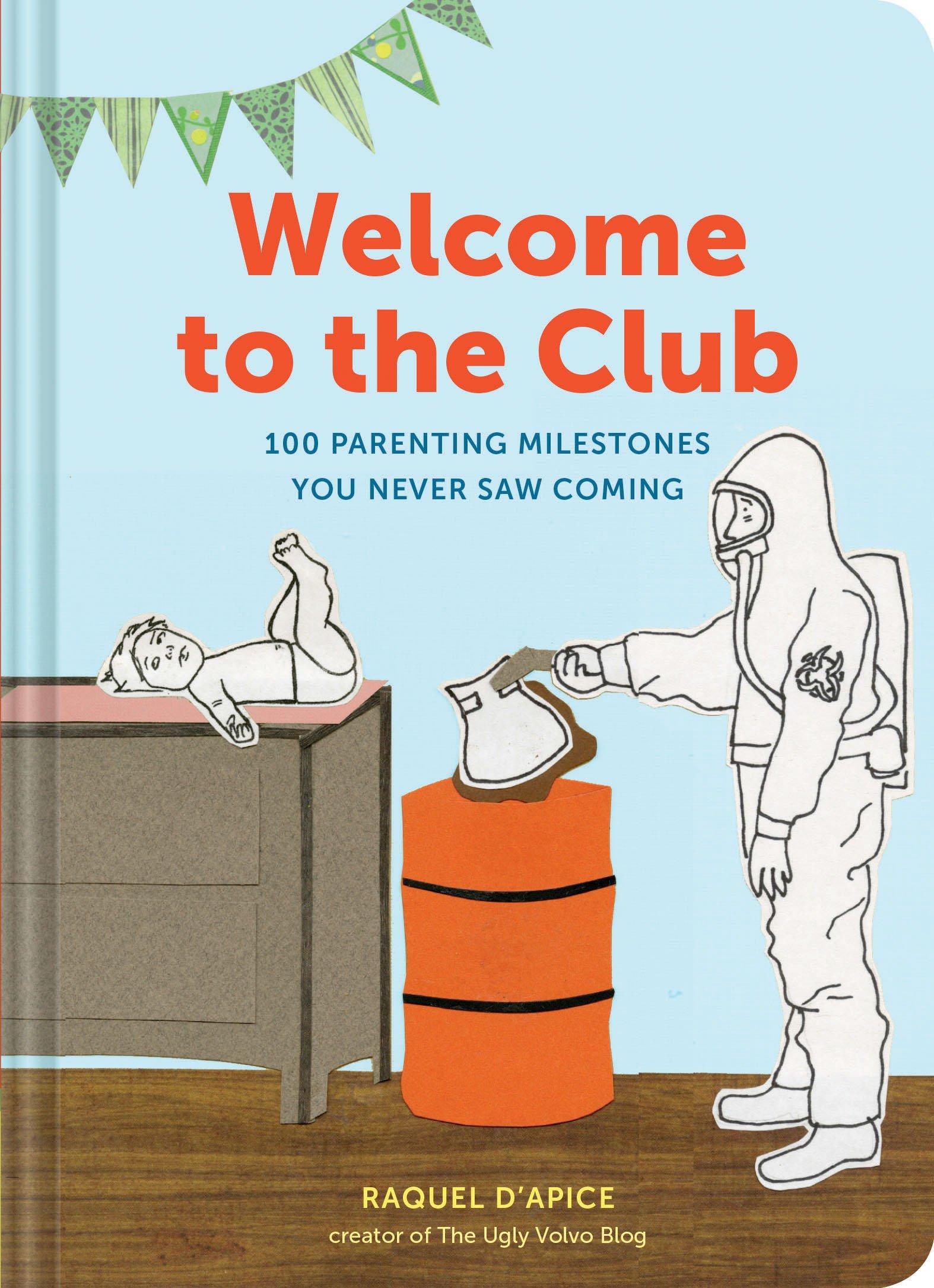 Welcome Club Parenting Milestones Coming