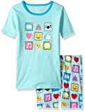 Amazon Price History for:The Children's Place Girls' Top and Shorts Pajama Set