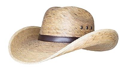 Rising Phoenix Industries Sombreros Vaqueros de Palma de Hombre ... 93ecaee47e3