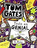 Tom Gates: Todo es genial (y bestial) (Castellano - A Partir De 10 Años - Personajes Y Series - Tom Gates)