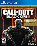 Call of Duty: Black OPS III - Gold Edition (PS4)