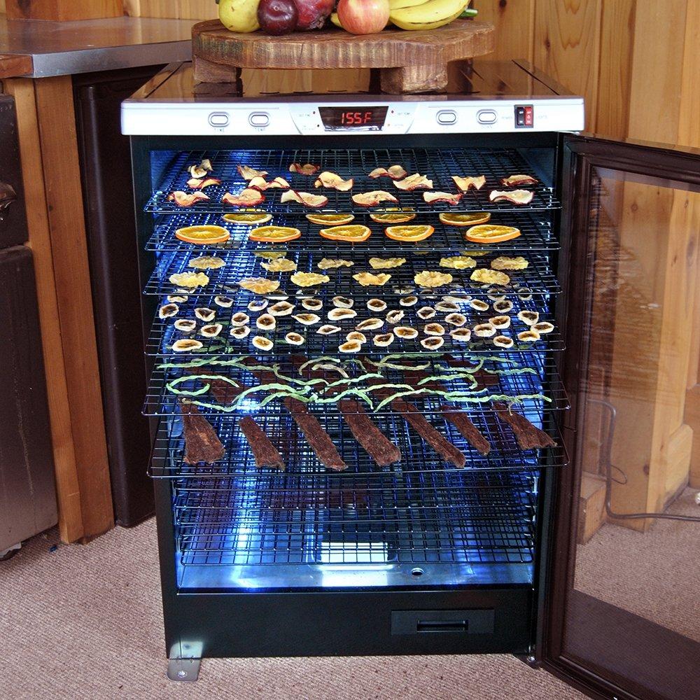 Weston 28 0501 W Food Dehydrator 215 X 16 Silver Excalibur Wiring Diagram Kitchen Dining