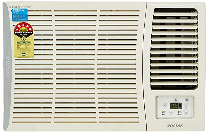 5da184271 Image Unavailable. Image not available for. Colour  Voltas 1.5 Ton 5 Star  Window AC ...