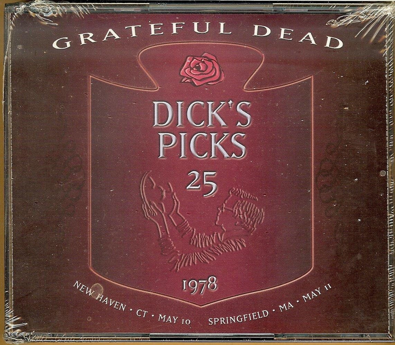 Grateful Dead: Dick's Picks Volume 25 (5/10/78)