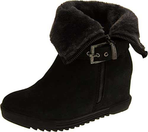 Footwear Studio Keddo Womens Faux Fur