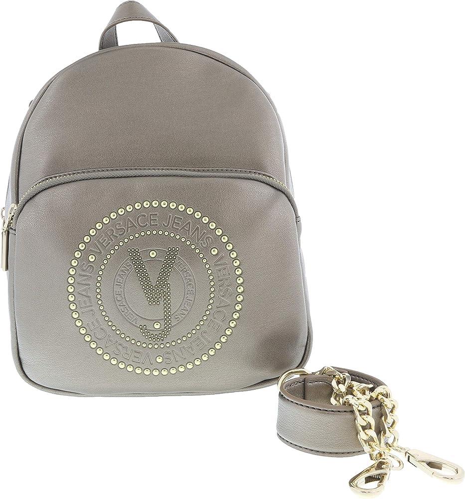Versace EE1VSBBM2 E899 Black Backpack