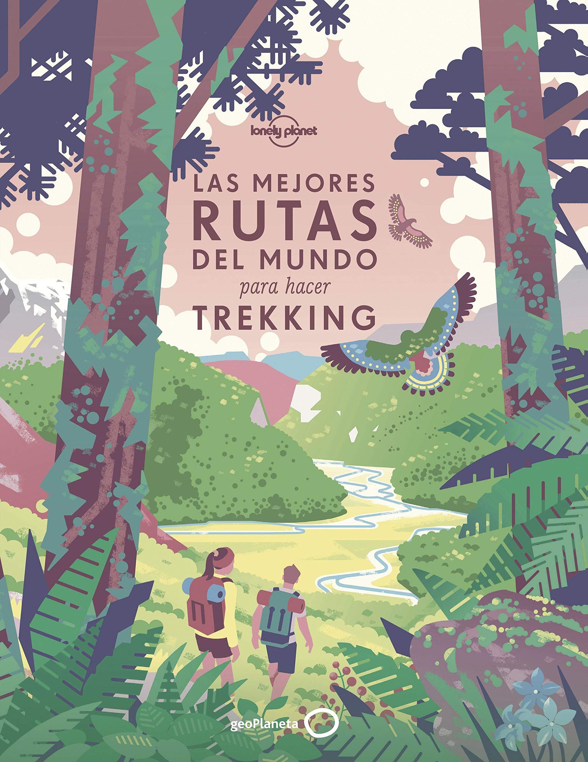 Las mejores rutas del mundo para hacer trekking Viaje y aventura: Amazon.es: AA. VV., Álvarez González, Delia, García García, Jorge, Gastón, María Olalla: Libros