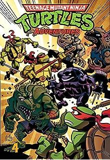 Teenage Mutant Ninja Turtles Adventures Volume 1 Idioma ...