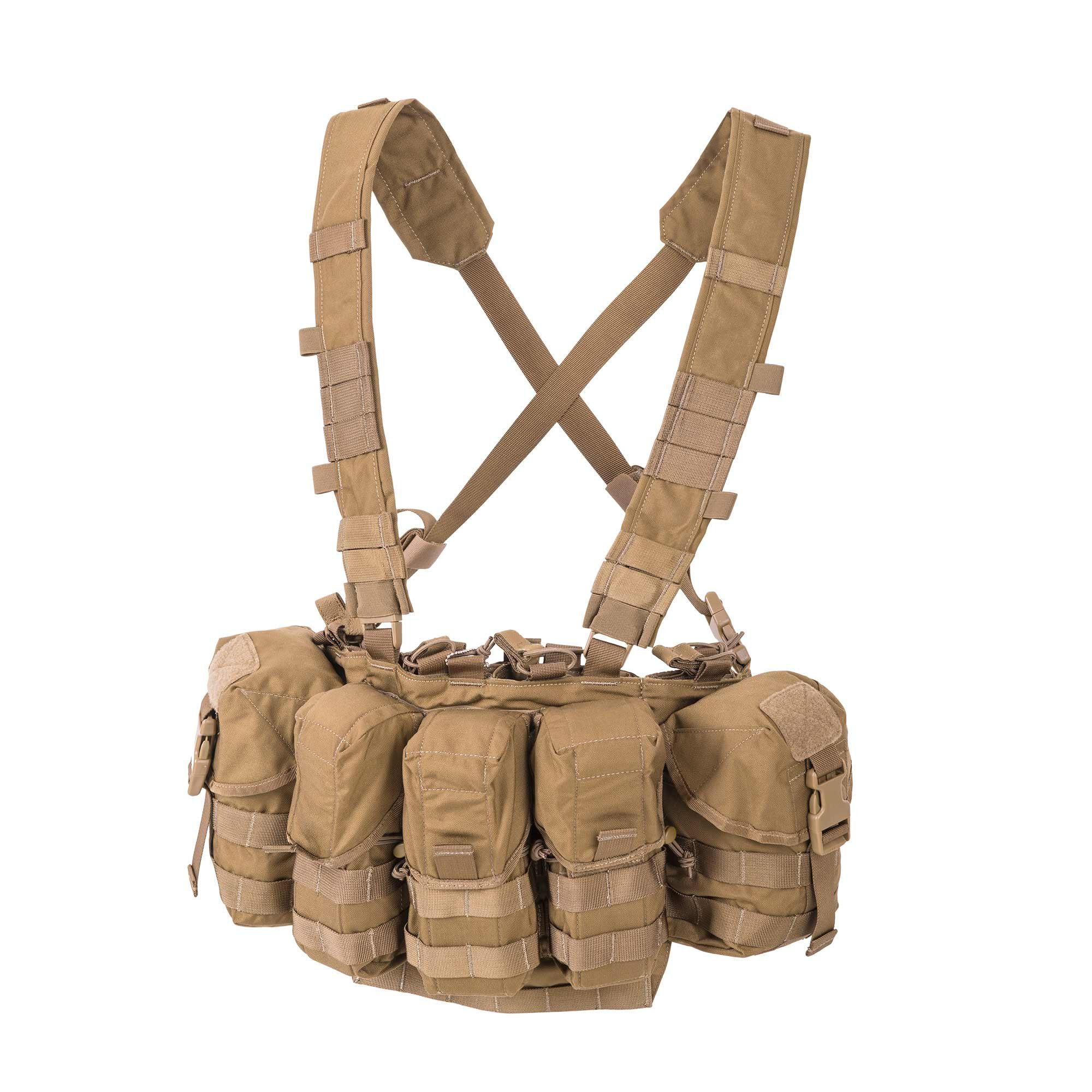 Helikon-Tex Patrol Line, Guardian Chest Rig Coyote Brown by Helikon-Tex