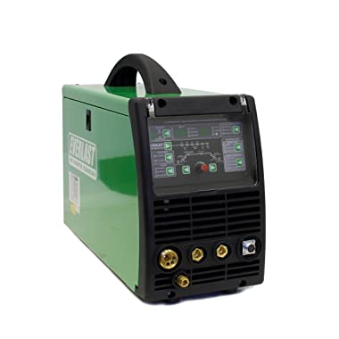 Everlast PowerMTS 211Si MIG TIG Stick 200amp 110v/220v Multi Process new Welder