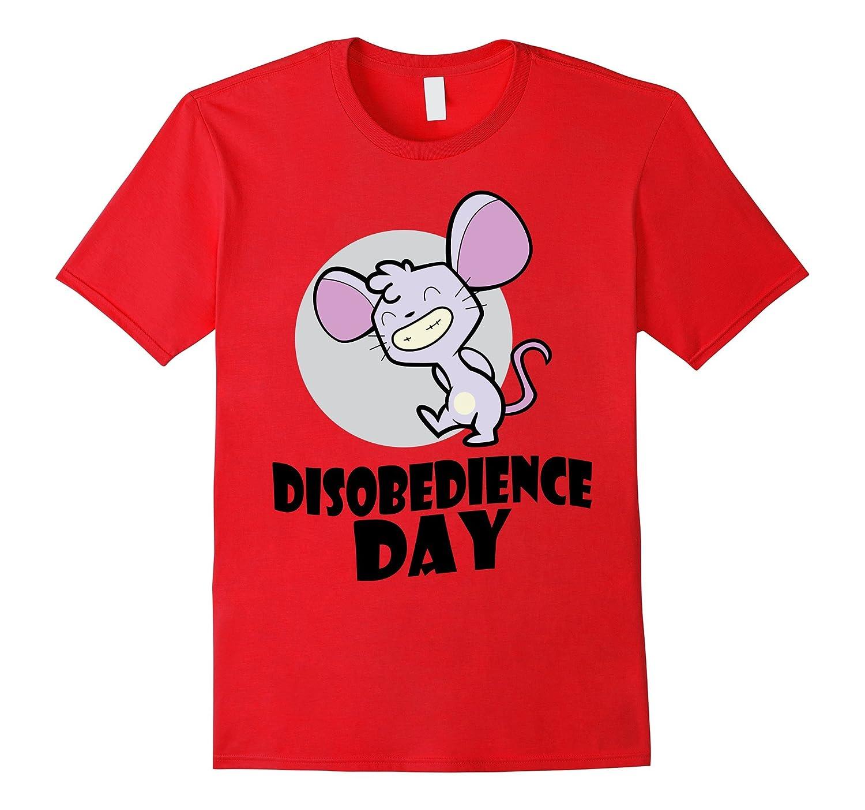 Disobedience Day T-Shirt-Vaci