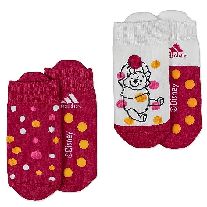 adidas - Calcetines hasta la rodilla - para mujer rosa 27-30 : Amazon.es: Ropa y accesorios