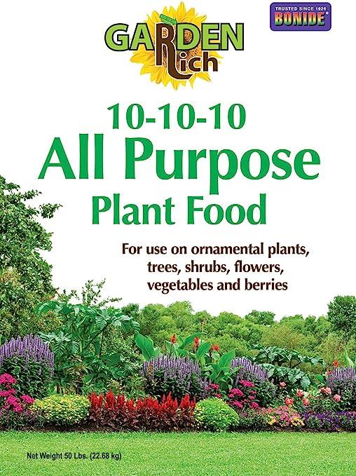 Productos Bonide 60475/60474 jardín rico multiusos planta de jardín comida: Amazon.es: Deportes y aire libre
