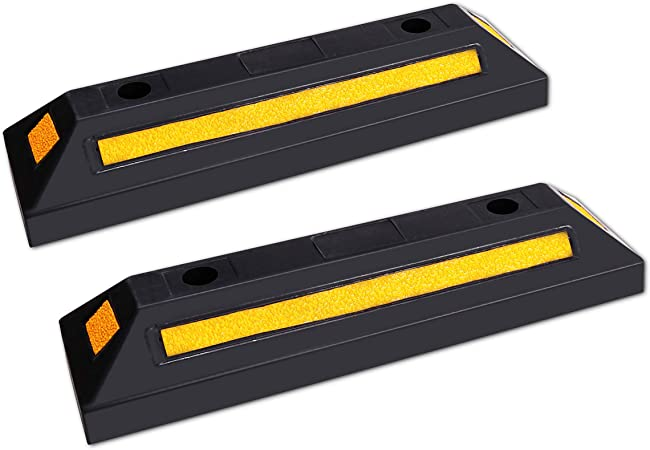 For Use With Parking Stop Parking Curb Glue Down Kit