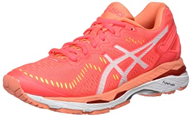 Asics Gel-Kayano 23 Women s Running Shoes  Amazon.co.uk  Shoes   Bags 1cd7b5b8f8eb