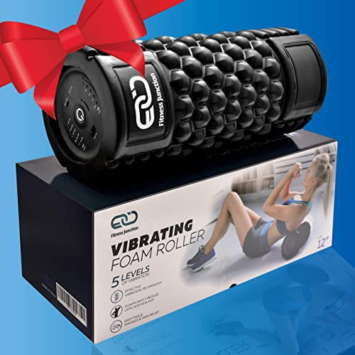 Fitness Junction Vibrating Foam Roller