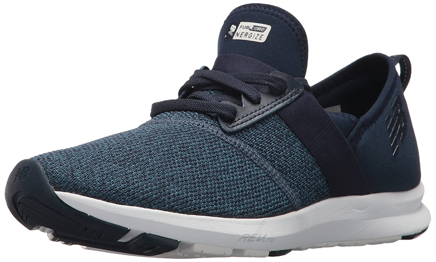 New Balance Women's FuelCore Nergize V1 Fuel Core Cross Trainer B005ATOB5Q 7.5 D US|Navy