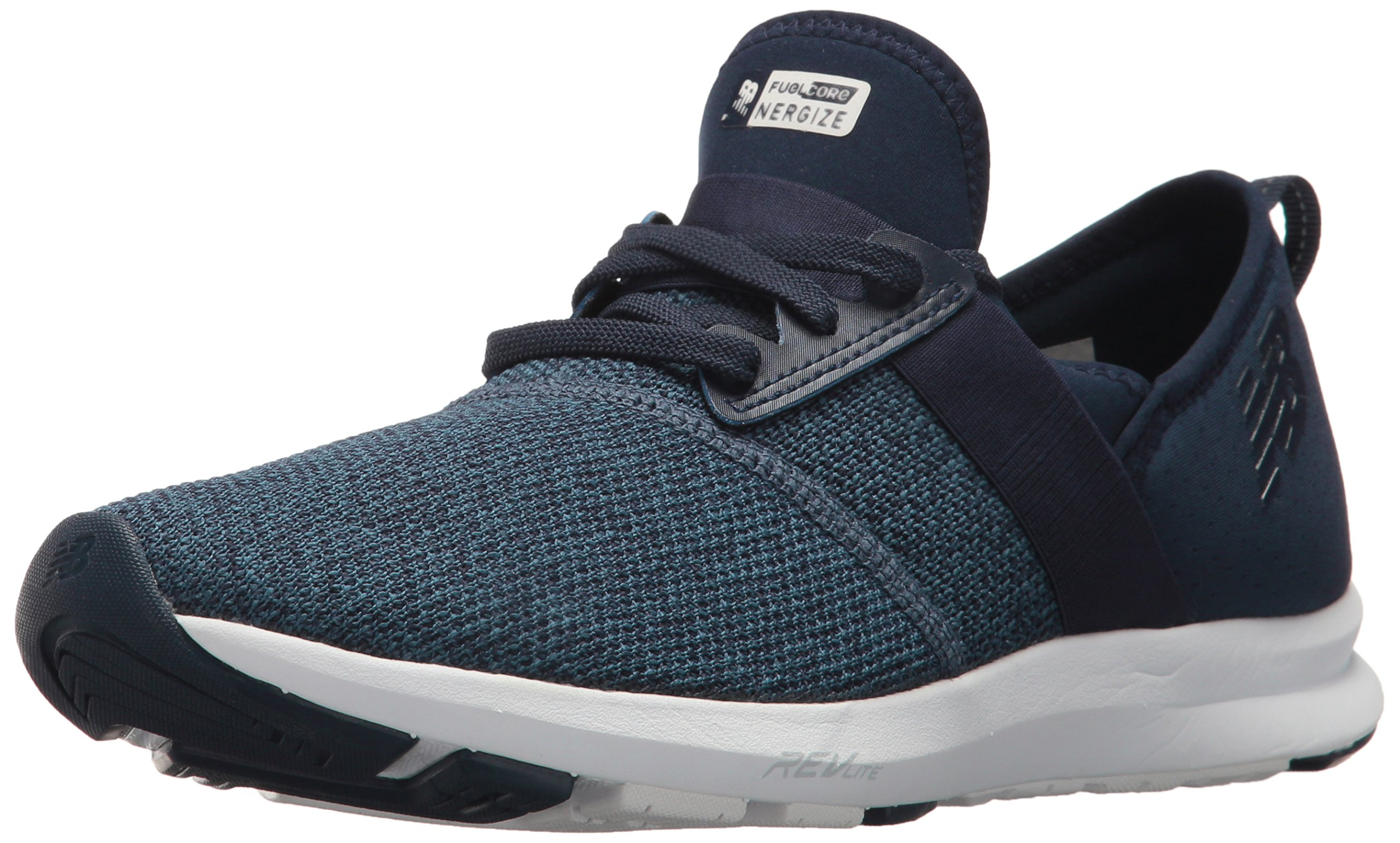 New Balance Women's FuelCore Nergize v1 FuelCore Training Shoe, Navy, 8 D US