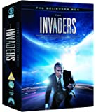 The Invaders - Seasons 1 - 2 - 1960s TV Show Series (DVD Boxsets)