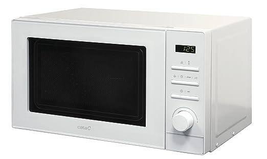 CATA - Microondas Cata FS 20 WH con capacidad de 20 litros y grill ...