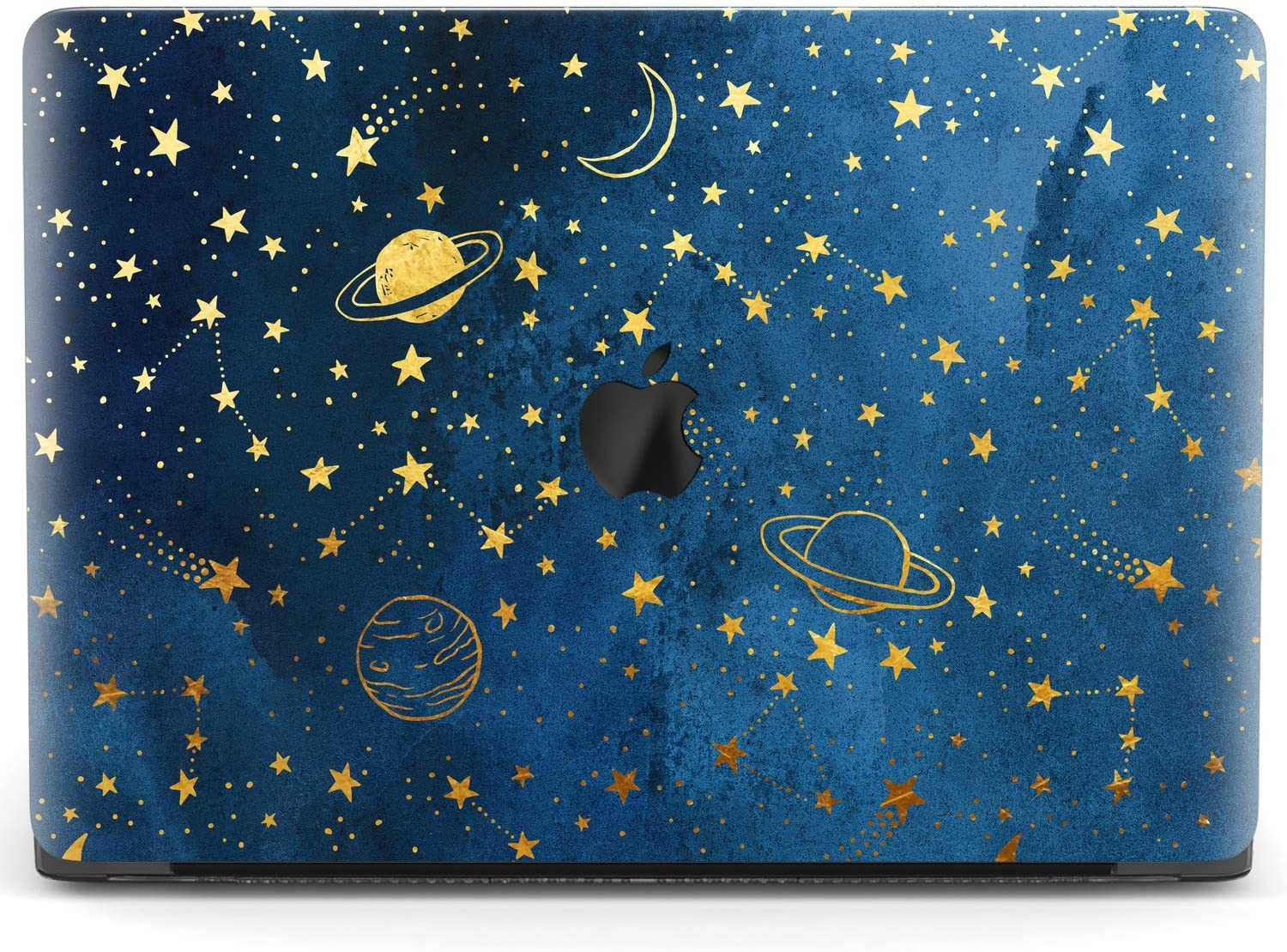 without Touch Bar and Touch ID Moon /& Constellation iCasso MacBook Pro 13 inch Case 2019 2018 2017 2016 Release A2159//A1989//A1706//A1708 Hard Cover Shell with Keyboard Cover Compatible Newest MacBook Pro 13 with