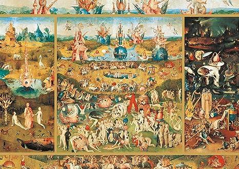 Educa Borras - Genuine Puzzles, Puzzle 2.000 piezas, El Jardín de ...