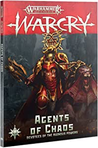 Games Workshop Warcry Agents of Chaos