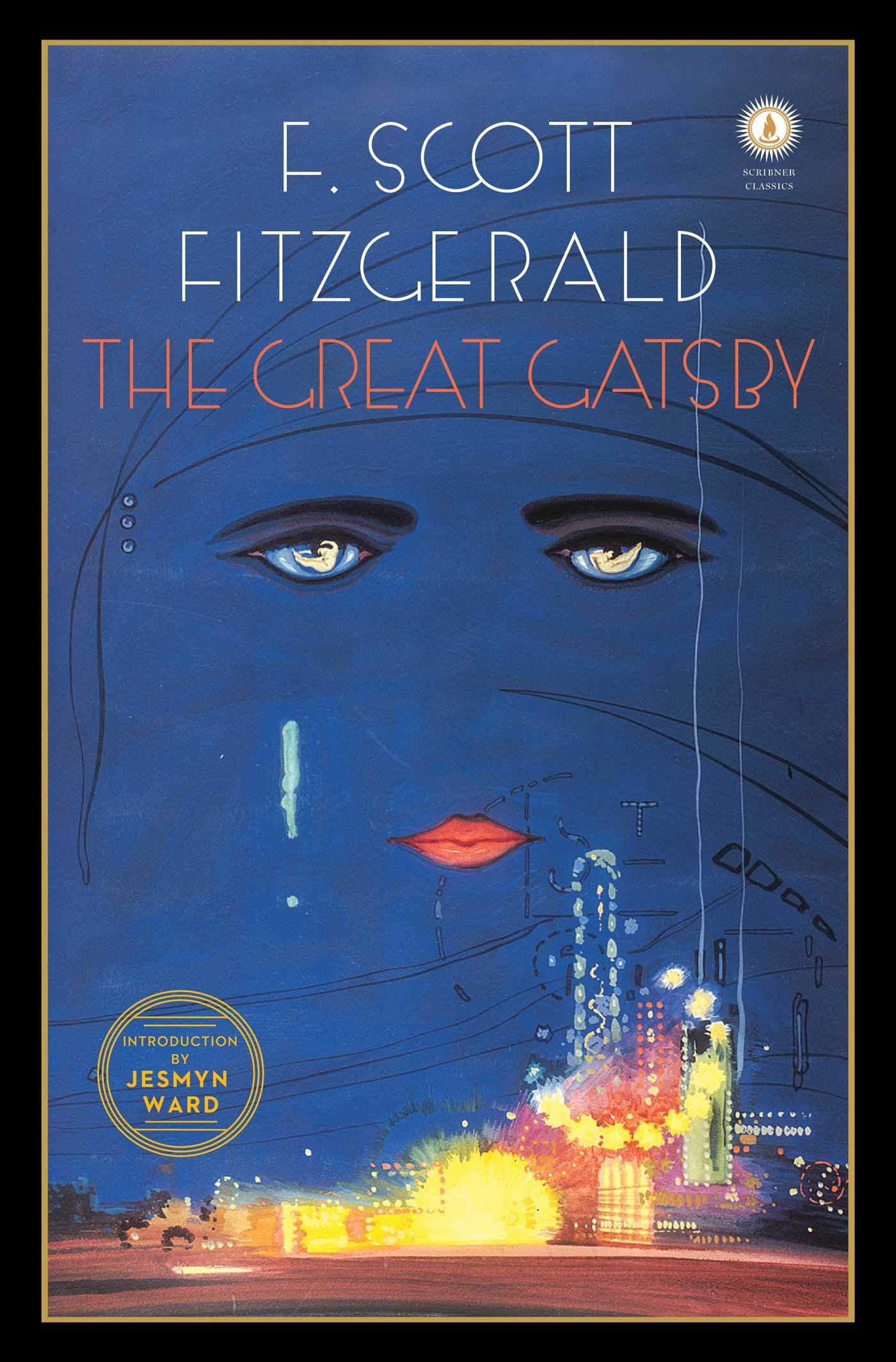 The Great Gatsby Scribner Classics F Scott Fitzgerald