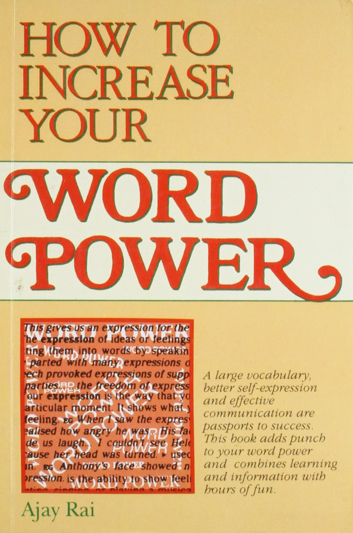 Download How to Increase Your Word Power ebook