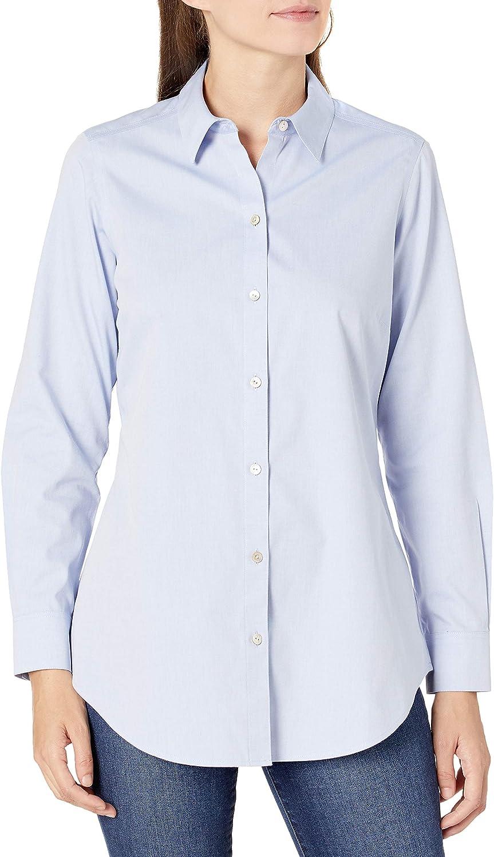 Foxcroft Women's Joplin Shirt Non-Iron Portland Mall Phoenix Mall Pinpoint