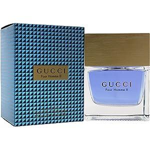 Gucci Pour Homme Ii By Gucci For Men. Eau De Toilette Spray 3.3 Oz.