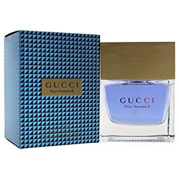 Amazoncom Gucci Pour Homme Ii By Gucci For Men Eau De Toilette