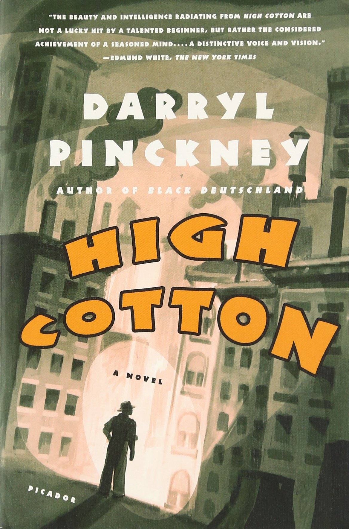 High Cotton Novel Darryl Pinckney product image