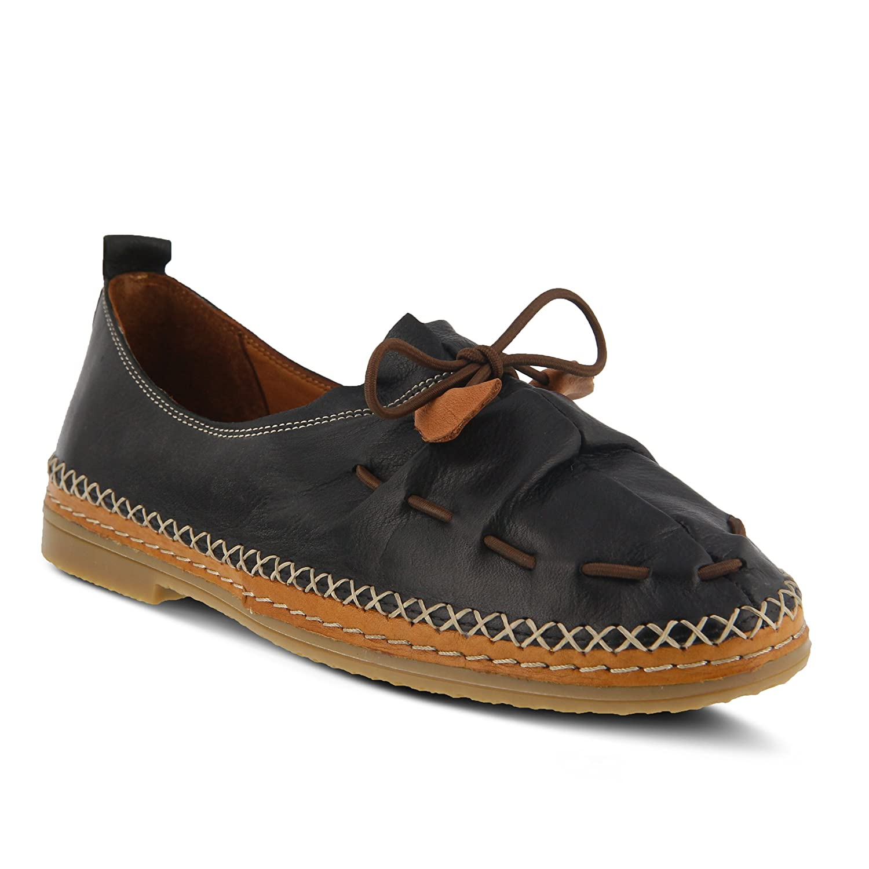 Spring Step Women's Style berna Leather Slip-On Shoe